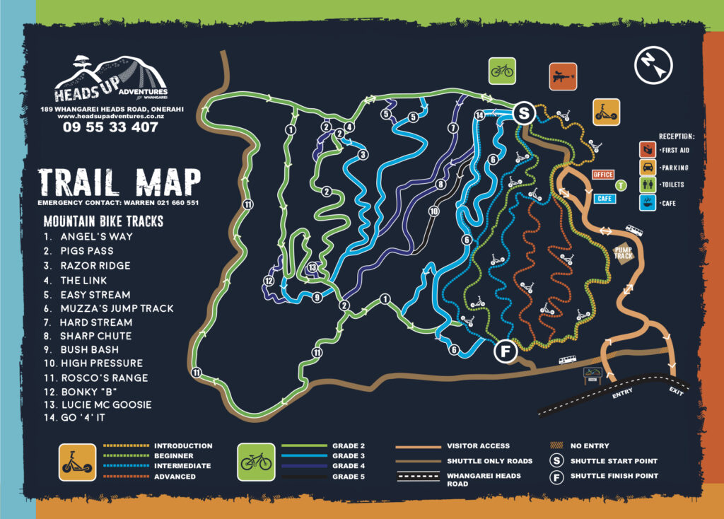 Download our Trail Map Now!
